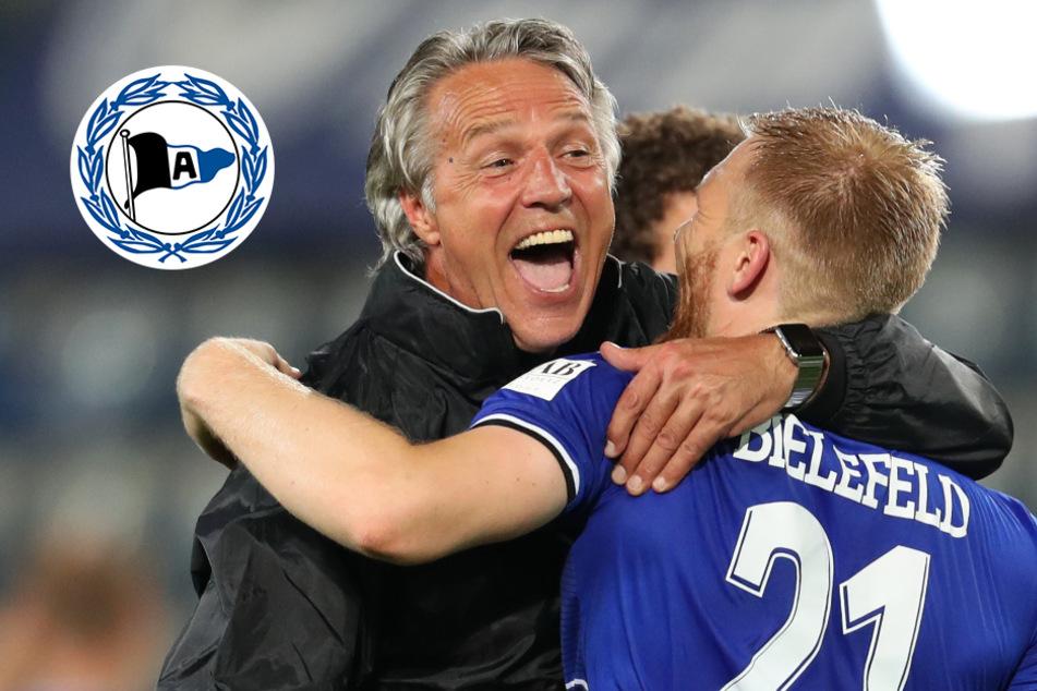 Zum achten Mal! Arminia Bielefeld steigt in die 1. Bundesliga auf