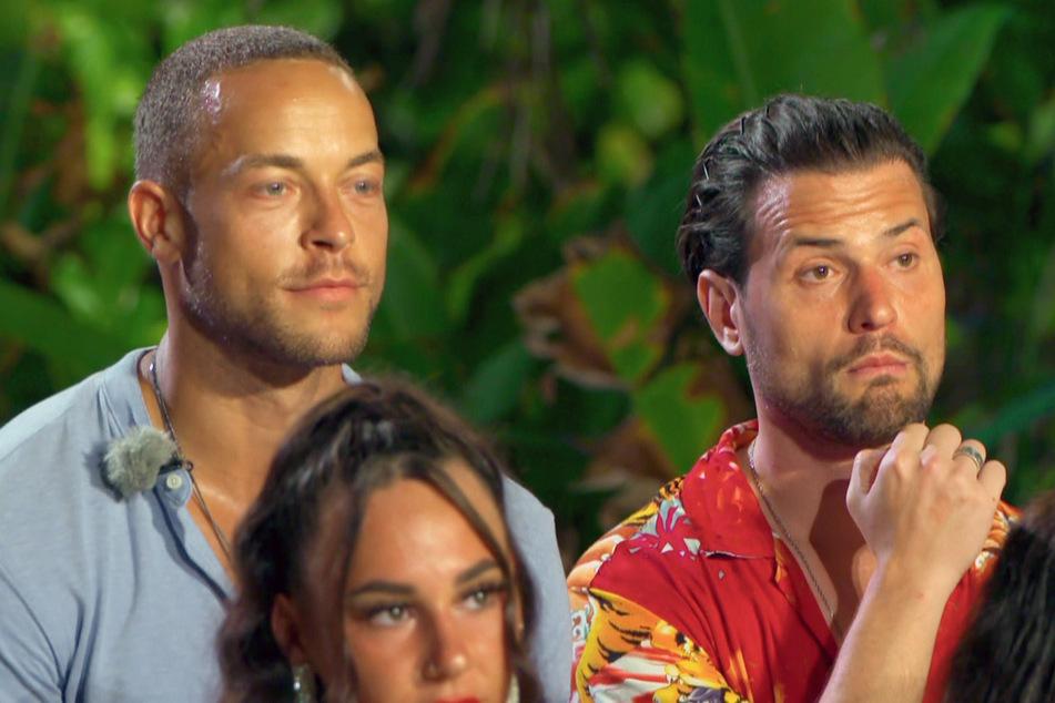 Satte acht Stimmen bekam Rocco (r.) und musste die Sala verlassen.