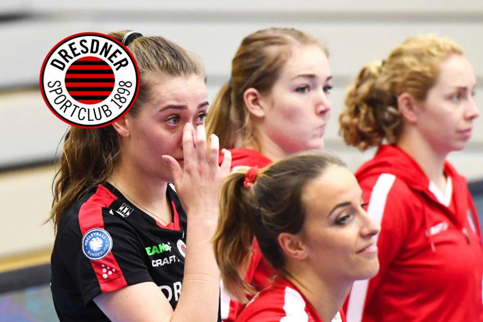 DSC kassiert in Schwerin Pokal-K.o. nach großem Kampf!
