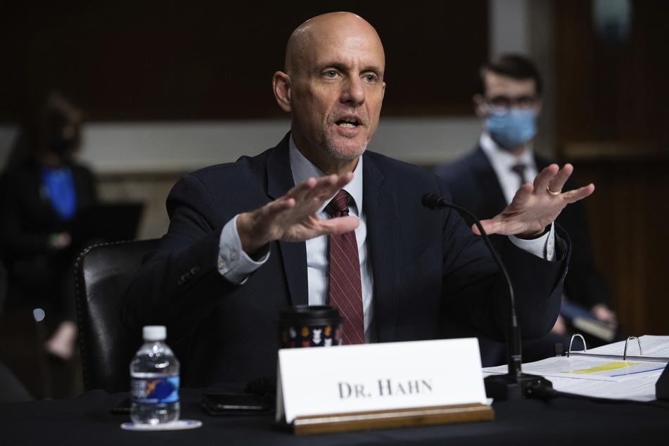 Stephen Hahn ist der Leiter der US-amerikanischen Arzneimittelbehörde FDA.