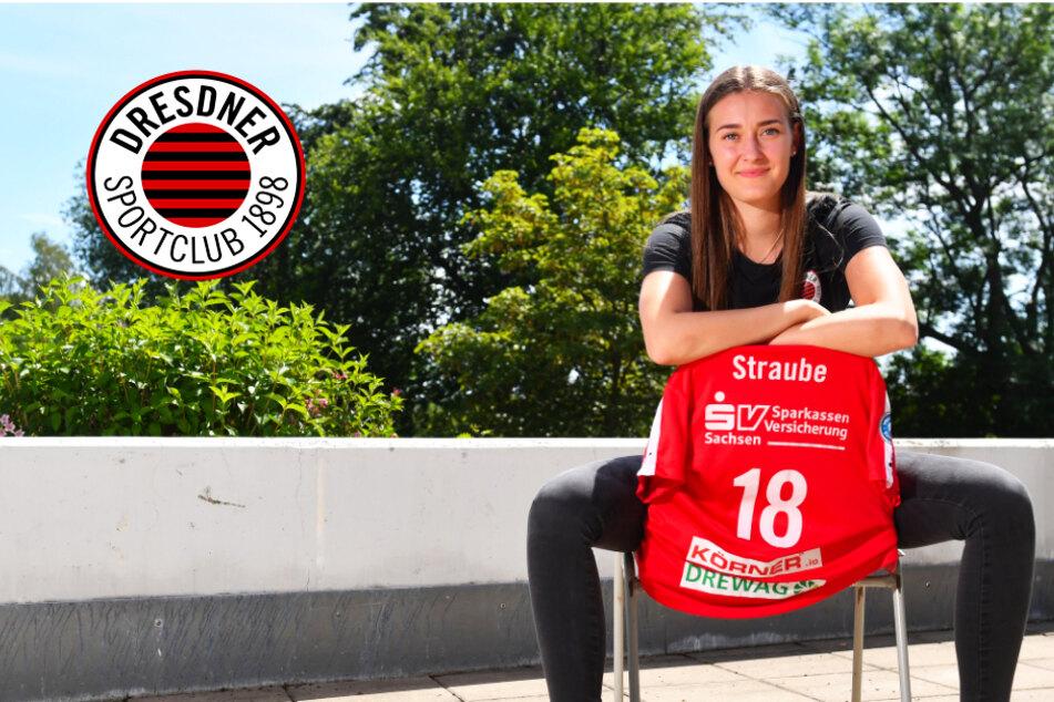 Dresdner SC: Ass Sarah Straube fährt zur EM!