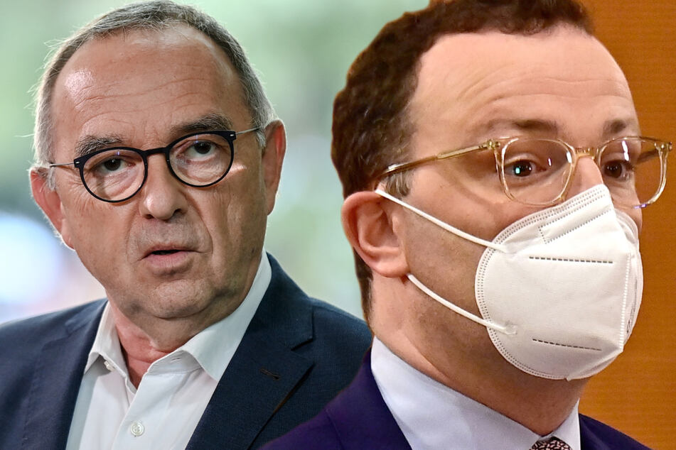 Neuer Maskenskandal: Walter-Borjans fordert indirekt Spahns Rausschmiss