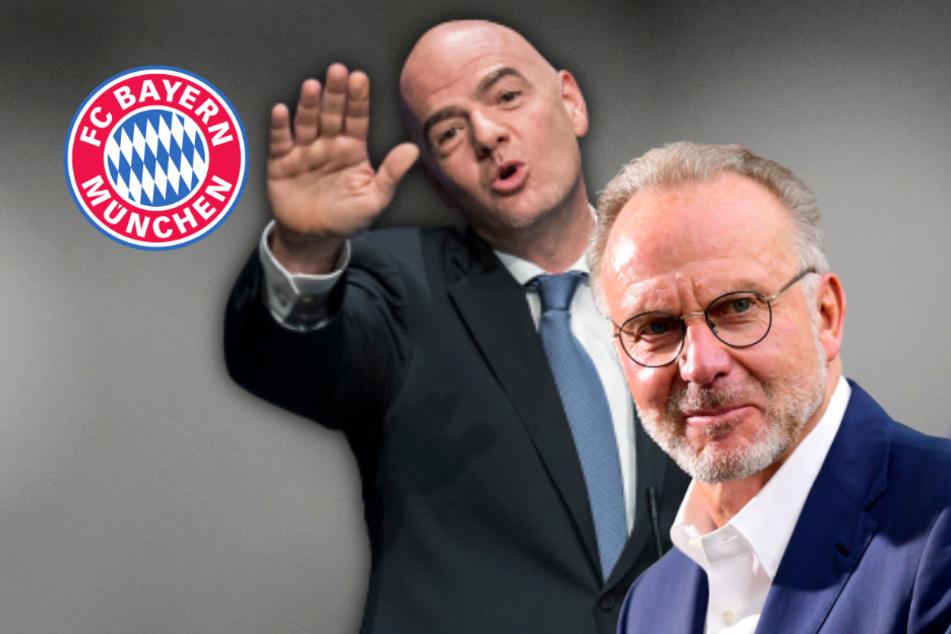 Strafverfahren gegen FIFA-Präsidenten: Bayern-Boss Rummenigge steht weiter zu Infantino