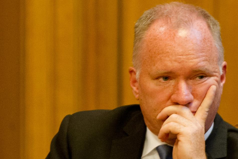 Staatsanwaltschaft stellt Verfahren gegen Ex-Innensenator Neumann ein
