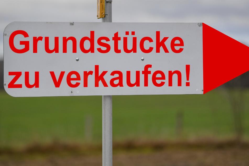 Der Immobilienmarkt in Deutschland ist angespannt. (Archivbild)