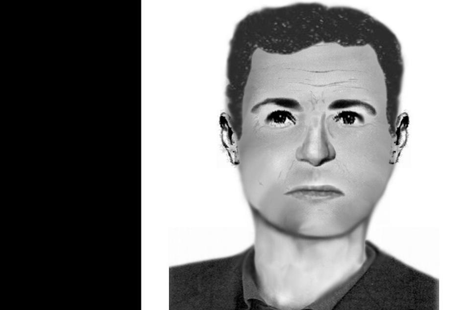 Polizei sucht Trickbetrüger: Wer erkennt dieses Phantom?