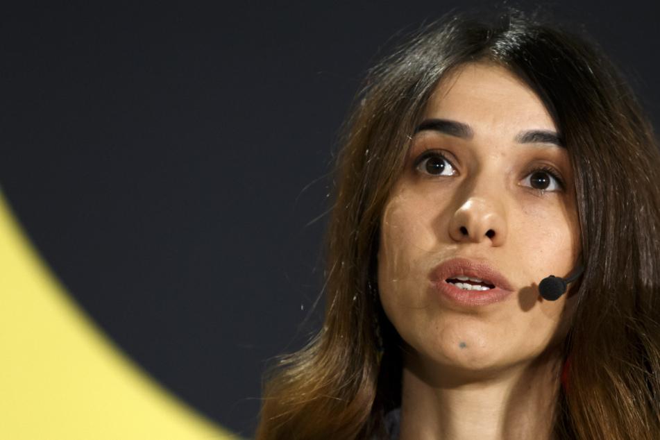 Friedensnobelpreis-Trägerin Nadia Murad: Sklaverei und Menschenhandel noch lange nicht gänzlich gebannt