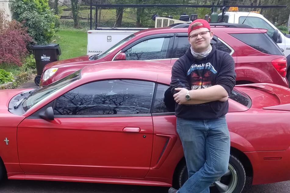 Jason Kutt (18) had just finished high school.