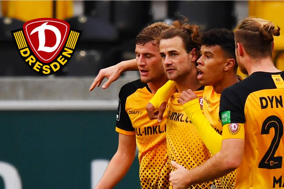 Dynamo beweist große Moral und gewinnt Spitzenspiel gegen TSV 1860 nach Rückstand!