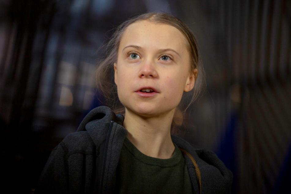 Greta Thunberg (17) hat nur noch die sozialen Medien.