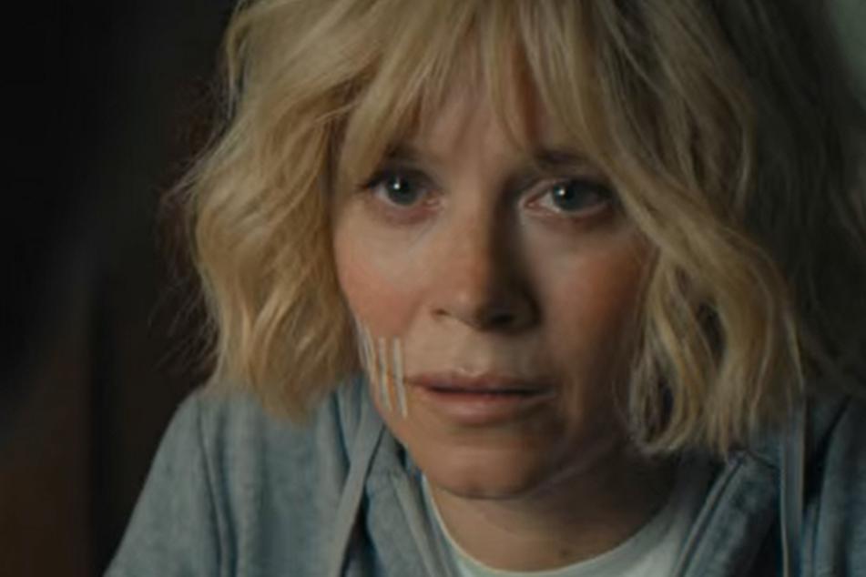Als blonde Undercover-Agentin läuft Anna Friel zu Höchstform auf.