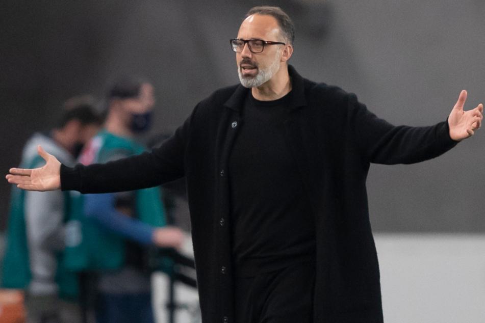 VfB-Coach Pellegrino Matarazzo (43) kennt Julian Nagelsmann aus Hoffenheimer Zeiten noch sehr gut.