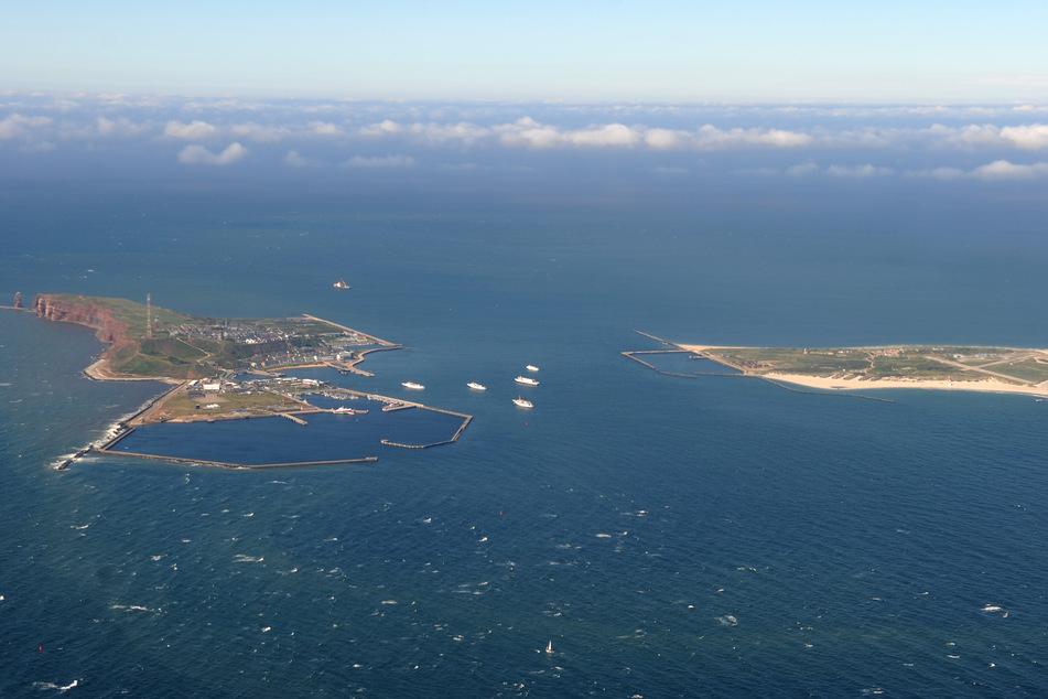 Bewohner zwei Tage ohne Telefon und Internet: Sturm schottet Nordsee-Insel ab