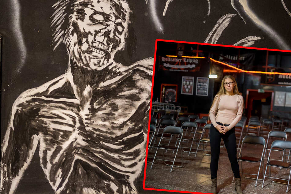 "Totenstille statt Heavy Metal: ""Hellraiser""-Chefin Katrin vermisst ihre Headbanger"