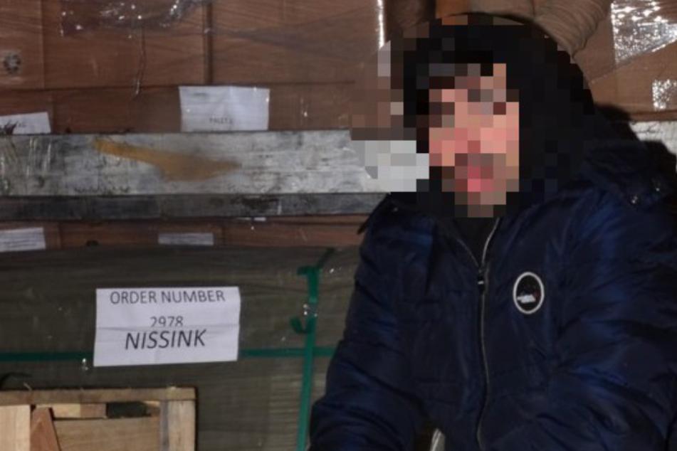 Bundespolizei deckt Schleusung auf