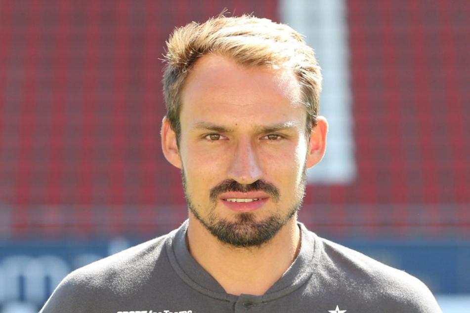 FSV-Sportchef Toni Wachsmuth.