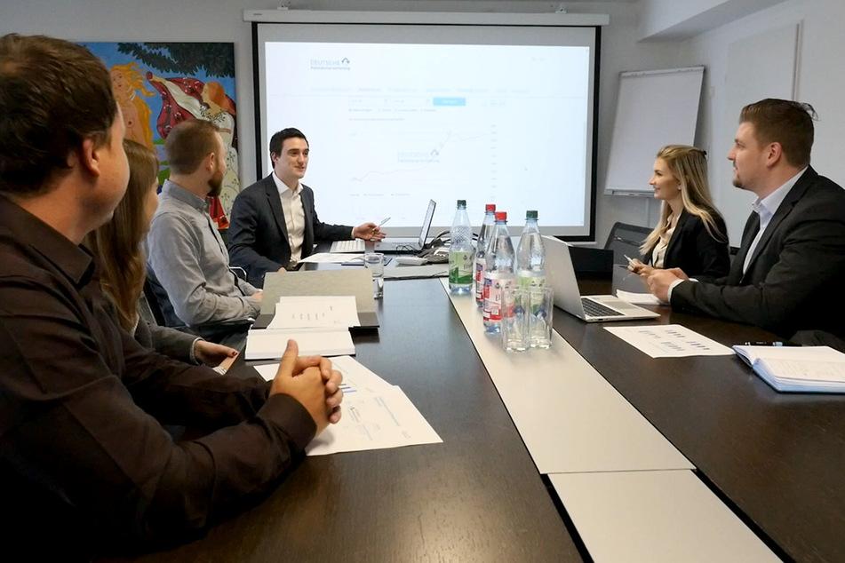 Dieses Team zahlt Bewerbern 500 Euro, wenn sie zum Gespräch kommen