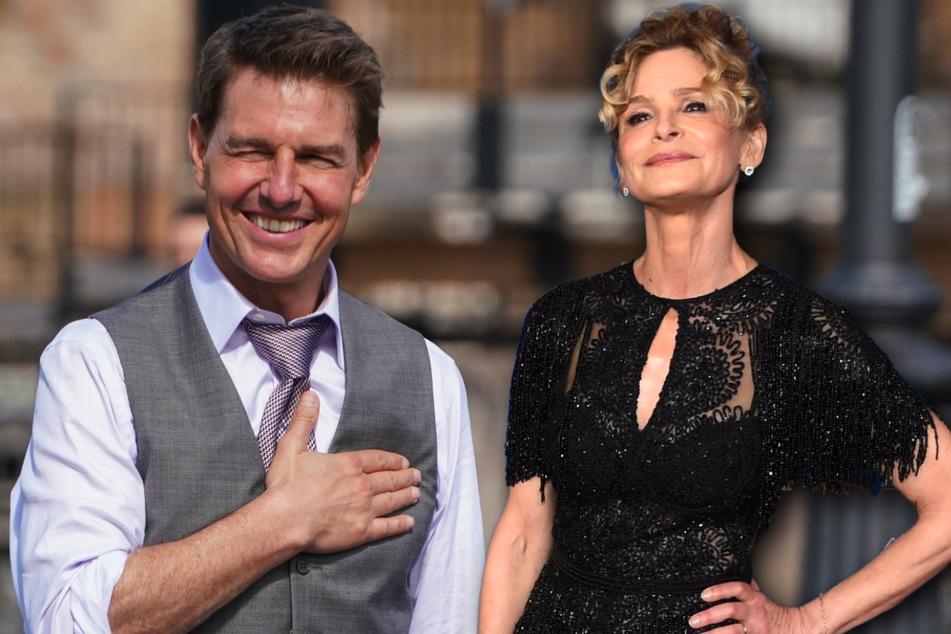 Tom Cruise lädt Schauspielerin ein, doch die macht was Unüberlegtes