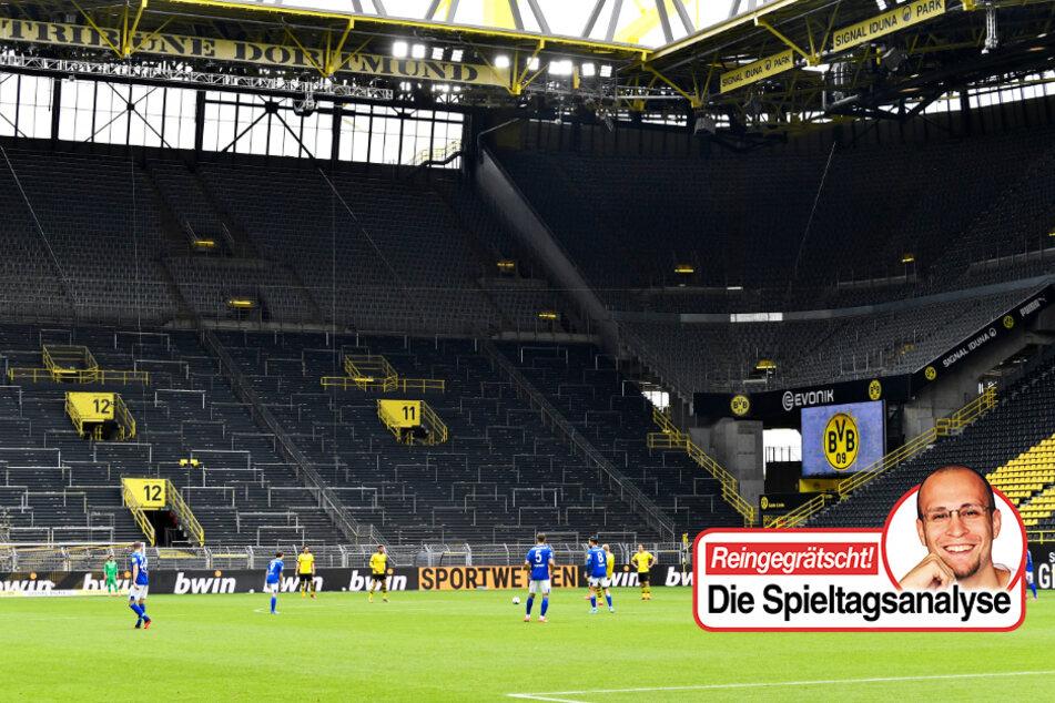 Bundesliga-Kolumne: So lief der Geister-Spieltag nach der Corona-Pause