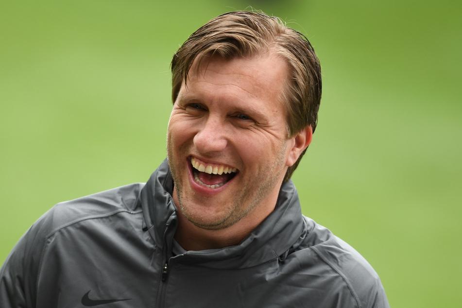 Markus Krösche (40), neuer Sportvorstand von Eintracht Frankfurt.