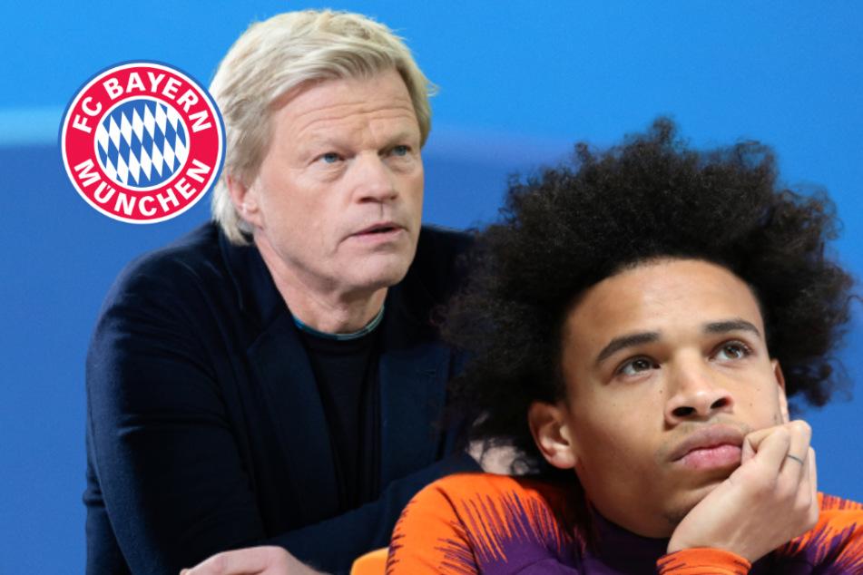 """Kahn zu möglichem Sané-Transfer: """"mehr gibt es jetzt dazu nicht zu sagen"""""""
