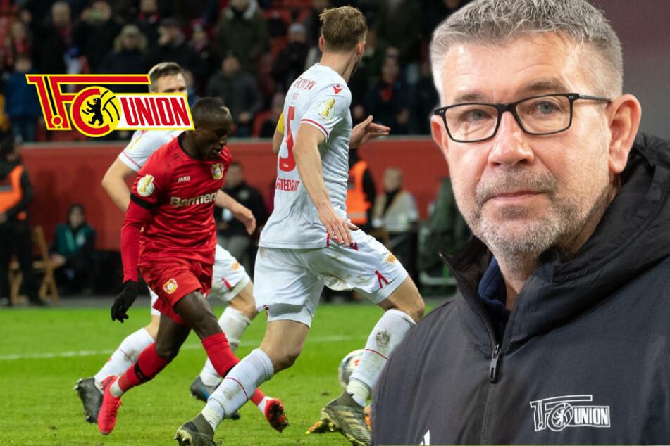 """Aller guten Dinge sind vier: Union Berlin hat gegen Bayer """"noch etwas offen"""""""