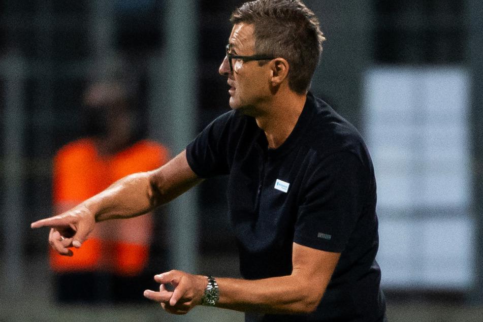 1860-Trainer Michael Köllner (51) will aus dem Last-Minute-Ausgleich Lehren ziehen.