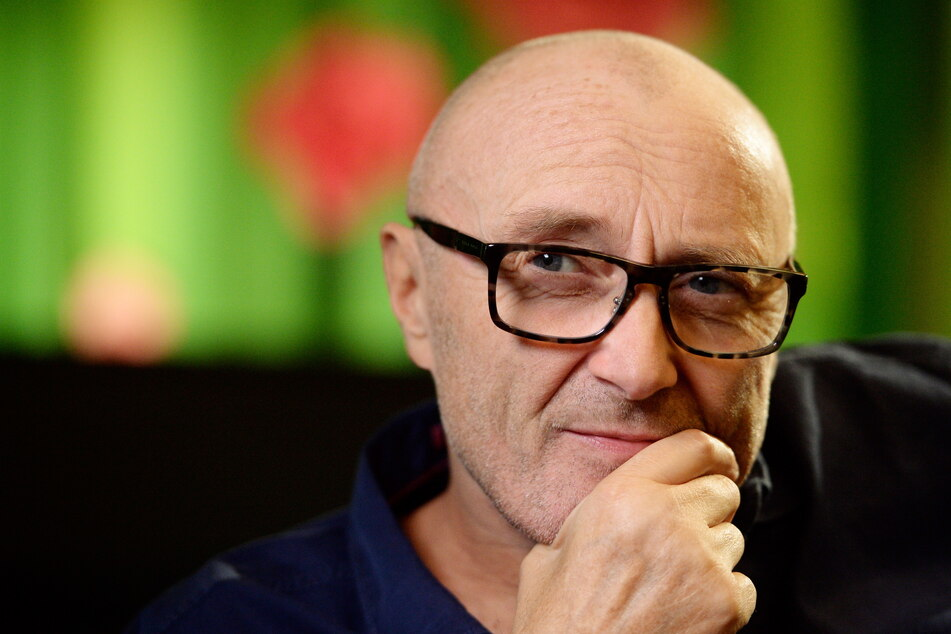 Phil Collins is trying to kick out his ex-wife after she secretly married another man!