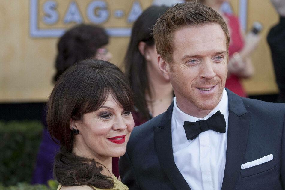 Helen McCrory and Damian Lewis were married for 14 years.