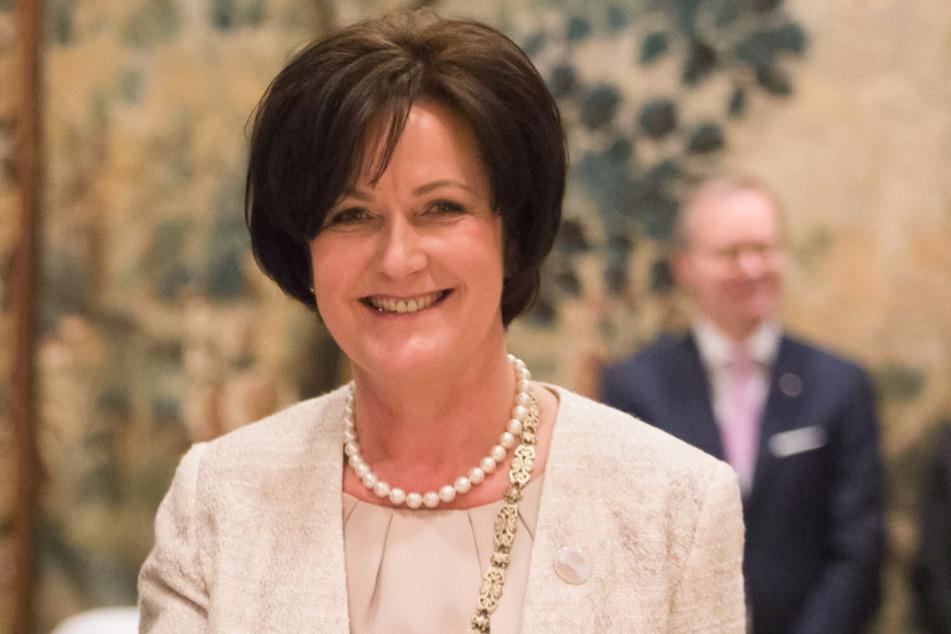 Baden-Badens Oberbürgermeisterin Margret Mergen.
