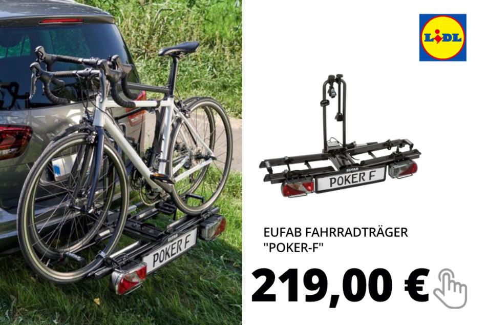 """EUFAB Fahrradträger """"Poker-F"""""""