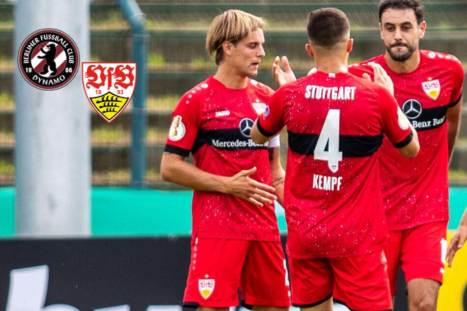 VfB-Notelf zieht aufmuckendem Underdog aus Berlin den Zahn und nimmt BFC auseinander