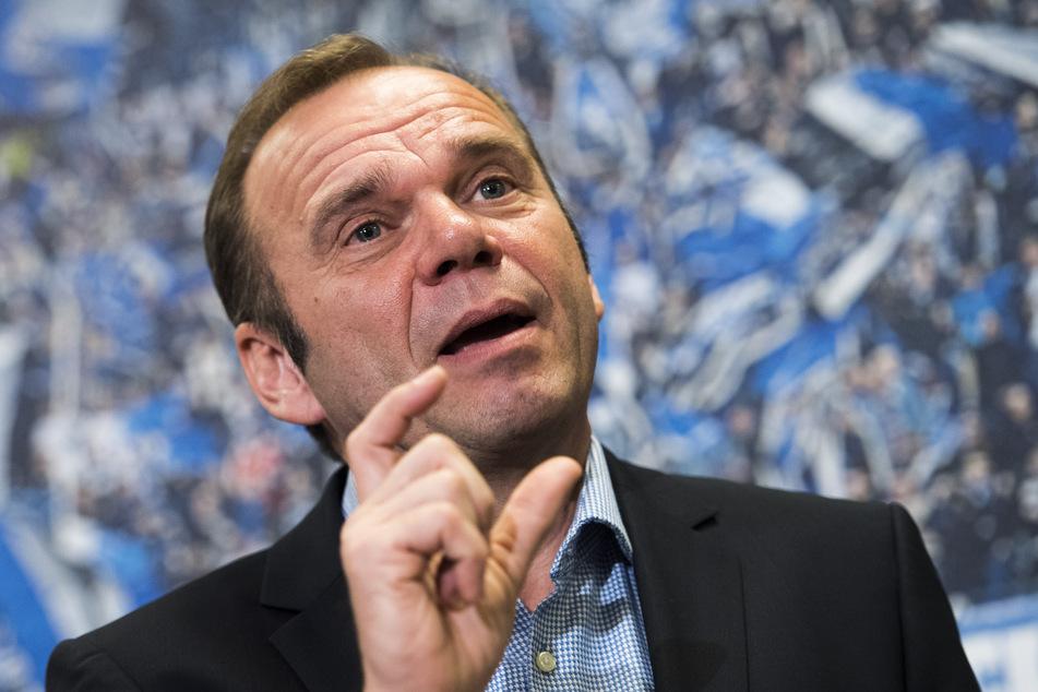 Ex-HSV-Boss Bernd Hoffmann (57) wurde Opfer einer Erpressung.
