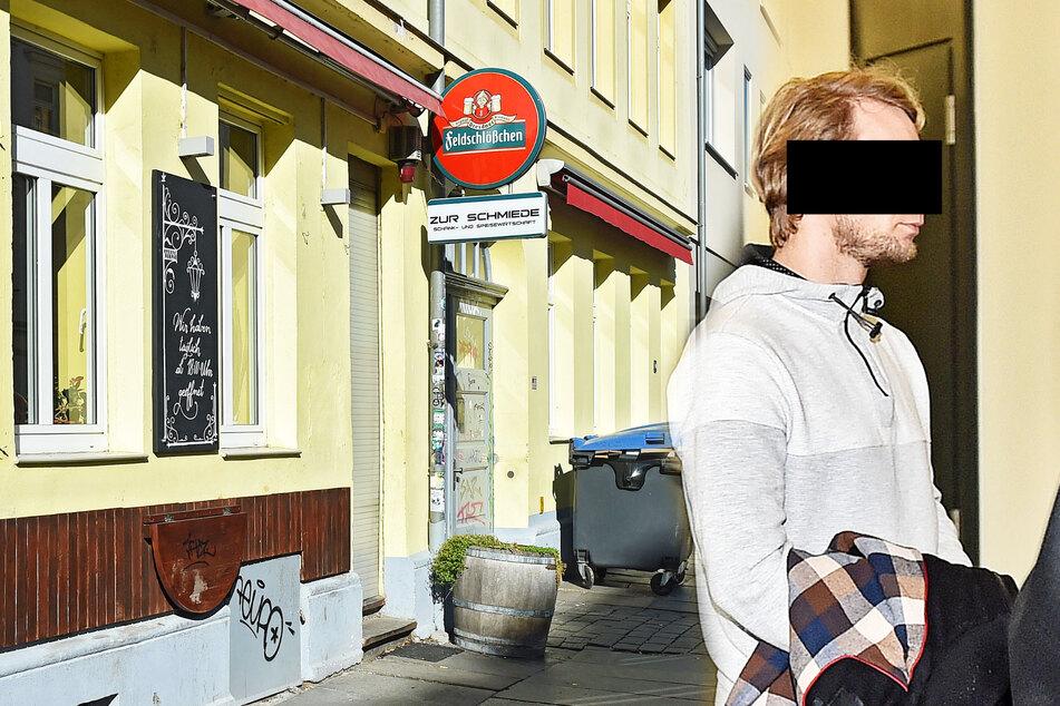 Im Suff über Kellnerin hergefallen: Jetzt wurde Riccardo verurteilt!