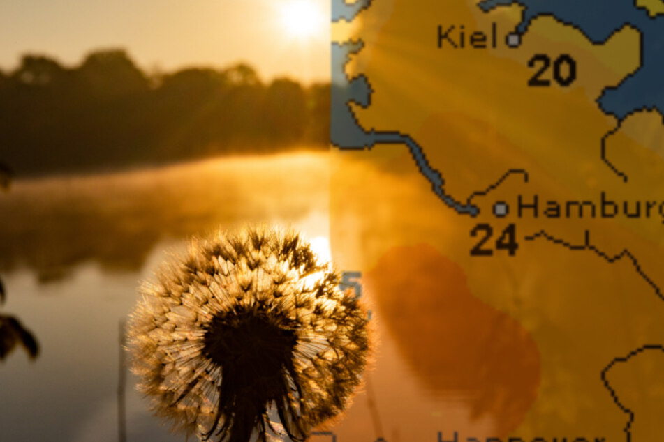 Wetter im Norden: Sonnige Aussichten fürs Wochenende!