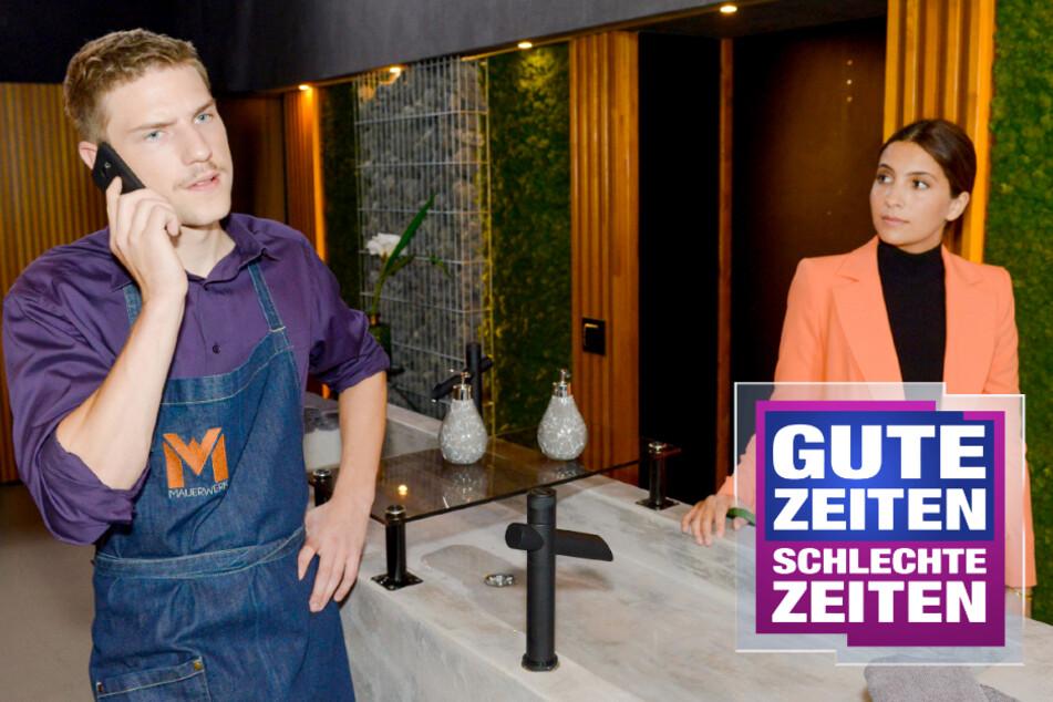 GZSZ-Star Chryssanthi Kavazi klärt auf: Deshalb will Laura Moritz wirklich drankriegen!