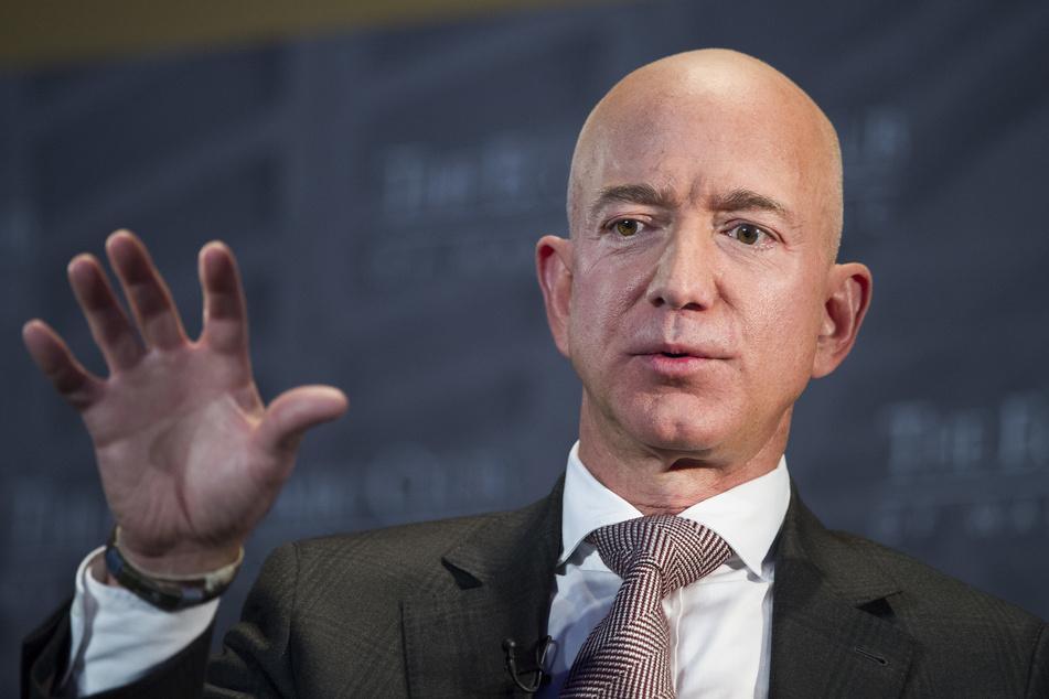 Der Gründer von Amazon, Jeff Bezos (56), war mehr als drei Jahre auf Platz eins der reichsten Menschen der Welt.