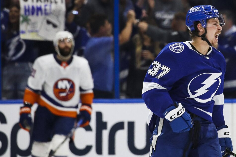 NHL Playoffs: The Bolts are back in the Stanley Cup Finals after outlasting the Isles in Game 7