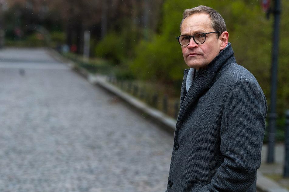 Michael Müller (56, SPD), Regierender Bürgermeister von Berlin, r zeigte sich überzeugt, dass die gemeinsame Überwindung der Corona-Pandemie die europäische Zusammenarbeit stärken werde.