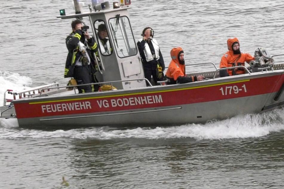 Tragischer Badeunfall: Ehepaar geht im Rhein schwimmen, nur der Mann wird gerettet