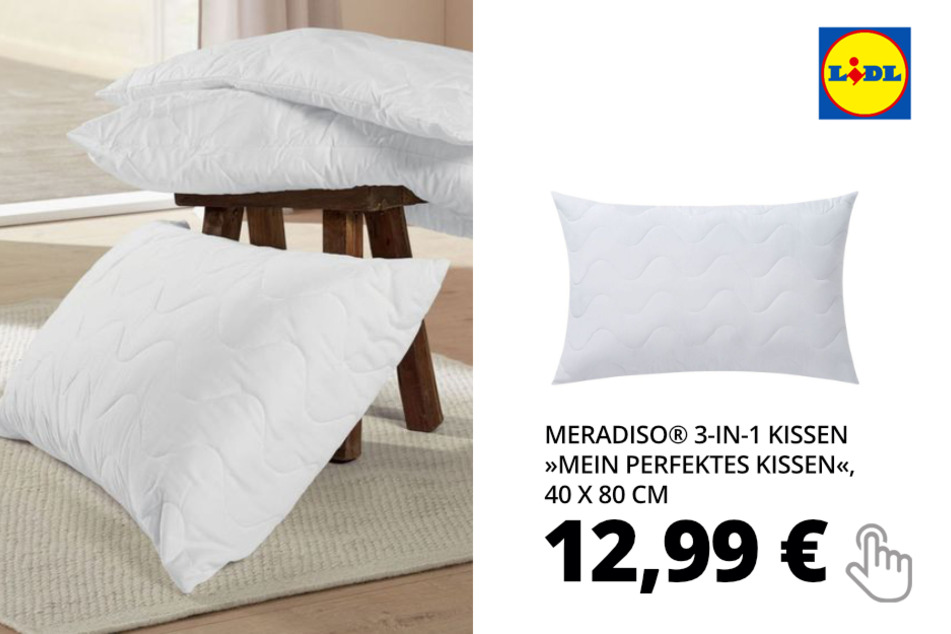 MERADISO® 3-in-1 Kissen