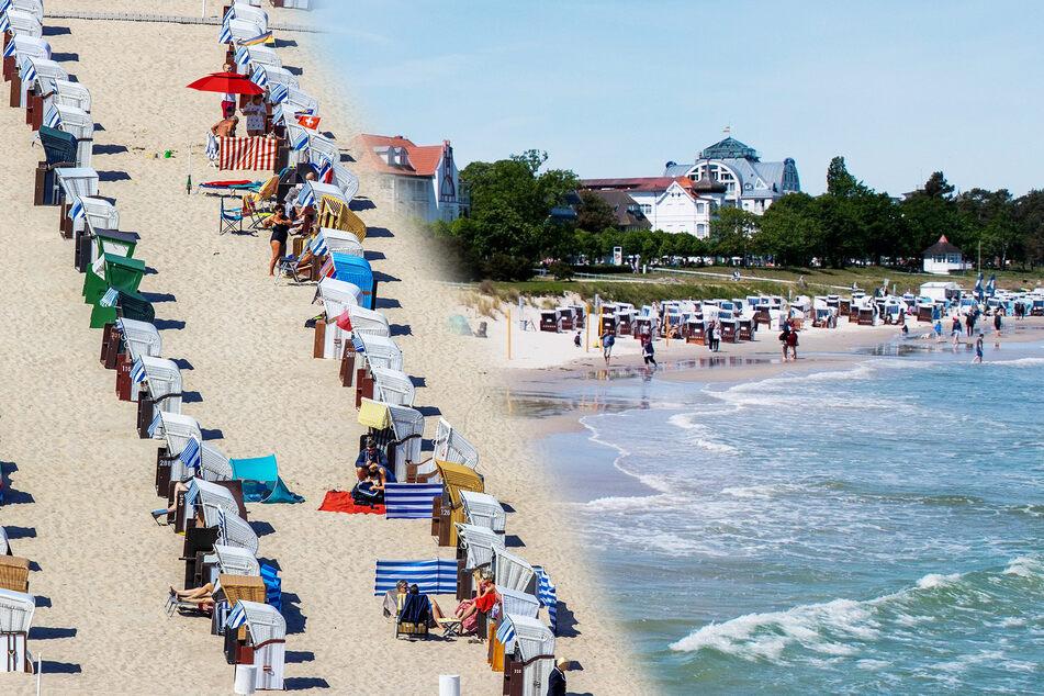 Endlich am Meer: Mecklenburg-Vorpommern begrüßt massig Pfingst-Touristen