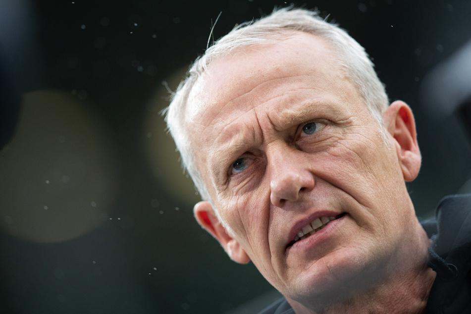 Bundesliga-Trainer Christian Streich hält nicht viel von Verschwörungstheorien.