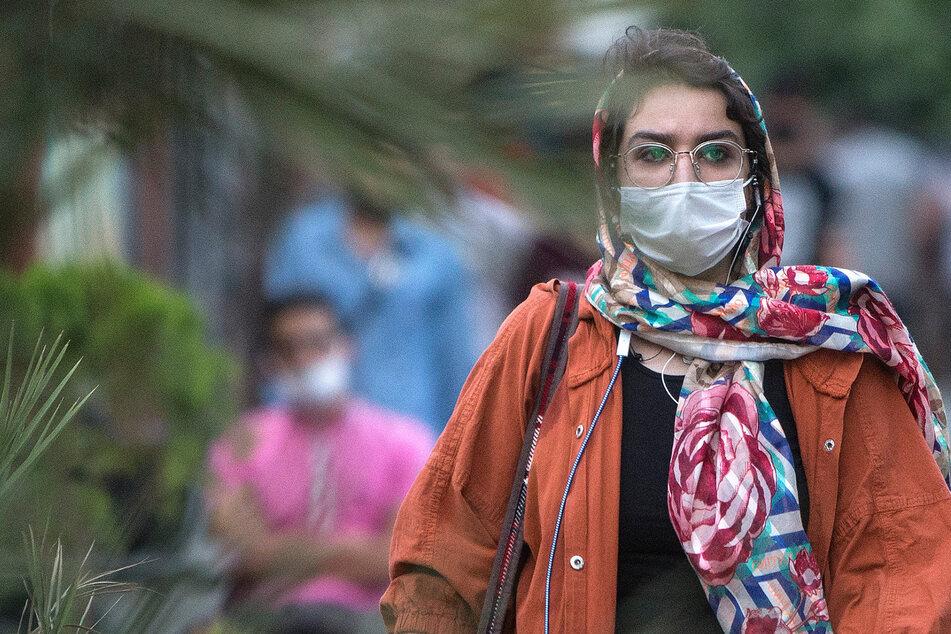 Iran meldet neue Rekordzahl an Corona-Toten an einem Tag. (Symbolbild)