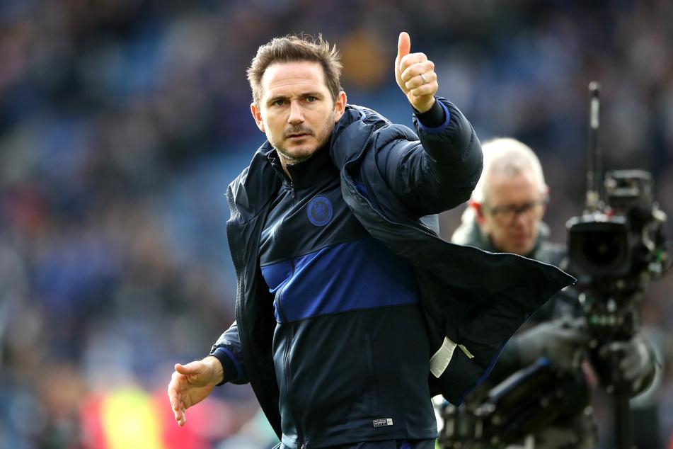 Chelsea-Trainer Frank Lampard (41) freut sich über die Verpflichtung Werners.
