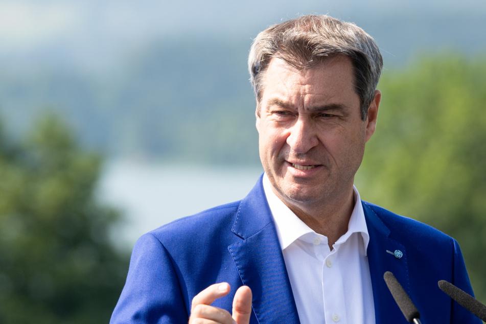 Markus Söder fordert Impfprogramm für Schüler und Testpflicht für alle Reiserückkehrer