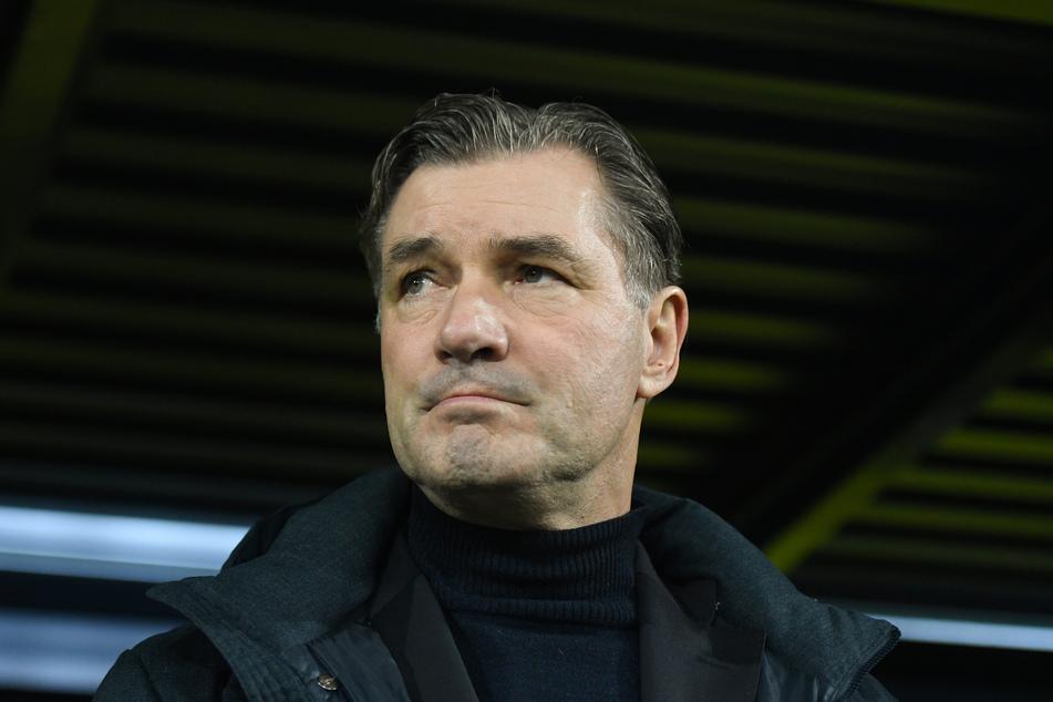 Michael Zorc (58) war letztlich mit den drei Punkten zufrieden.
