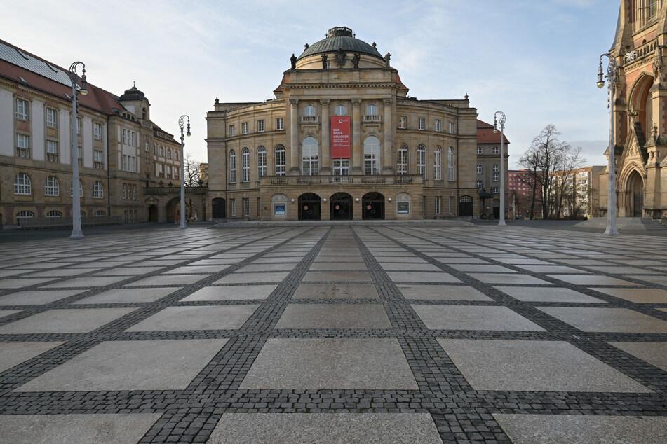 Die Theater Chemnitz kündigen an: Bis Ende Februar wird es keinen Spielbetrieb geben.