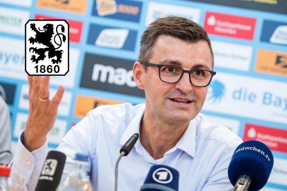 """TSV 1860 München und Köllner haben Großes vor: """"Absolute Herzensangelegenheit"""""""