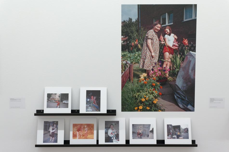 Die im Museum Ludwig ausgestellten Privatfotos stammen aus Köln und anderen Städten des Rheinlands in der Zeit von 1955 und 1989.